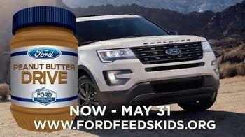 Ford Focus on Child Hunger TV Spot, '2019 Peanut Butter Drive' - Thumbnail 8