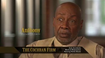 The Cochran Law Firm TV Spot, 'Testimonials' - Thumbnail 3