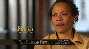 The Cochran Law Firm TV Spot, 'Testimonials' - Thumbnail 5