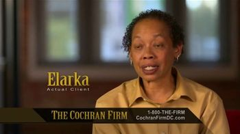 The Cochran Law Firm TV Spot, 'Testimonials' - Thumbnail 6