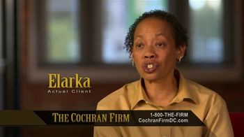 The Cochran Law Firm TV Spot, 'Testimonials' - Thumbnail 7