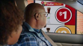 McDonald's $1 $2 $3 Menu TV Spot, 'James and Jada: Smoothie or Frappe' - Thumbnail 3
