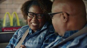 McDonald's $1 $2 $3 Menu TV Spot, 'James and Jada: Smoothie or Frappe' - Thumbnail 4