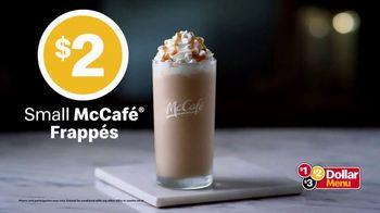 McDonald's $1 $2 $3 Menu TV Spot, 'James and Jada: Smoothie or Frappe' - Thumbnail 7