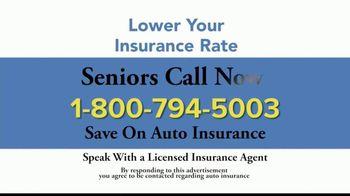 Senior Car Insurance TV Spot, 'Save' - Thumbnail 9