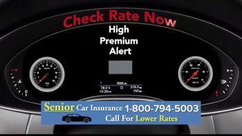 Senior Car Insurance TV Spot, 'Save' - Thumbnail 3