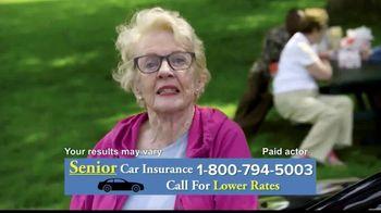 Senior Car Insurance TV Spot, 'Save' - Thumbnail 4