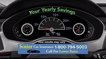 Senior Car Insurance TV Spot, 'Save'