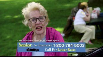 Senior Car Insurance TV Spot, 'Save' - Thumbnail 8