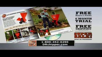 DR Power Equipment Super Sale! TV Spot, 'DR Chipper Shredder' - Thumbnail 7