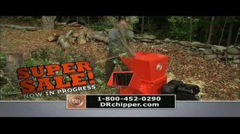 DR Power Equipment Super Sale! TV Spot, 'DR Chipper Shredder' - Thumbnail 5