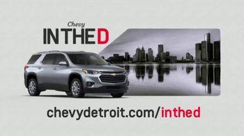 Chevrolet TV Spot, 'In the D: 2019 Detroit Belle Isle Grand Prix' [T2] - Thumbnail 9