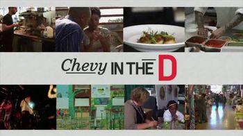 Chevrolet TV Spot, 'In the D: 2019 Detroit Belle Isle Grand Prix' [T2] - Thumbnail 1
