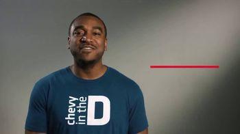 Chevrolet TV Spot, 'In the D: 2019 Detroit Belle Isle Grand Prix' [T2] - Thumbnail 3