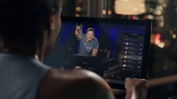 Peloton TV Spot, 'Live Classes' Song by Barns Courtney - Thumbnail 3