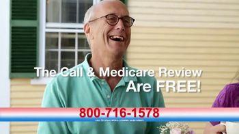 Open Choice Medicare Supplemental Insurance Plan TV Spot, 'Free Review' - Thumbnail 7
