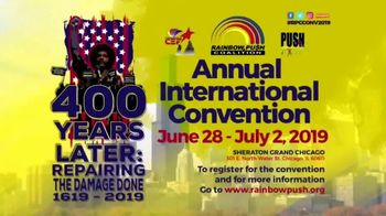 RainbowPUSH TV Spot, '2019 Convention' - Thumbnail 9