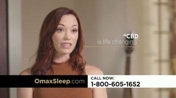 Omax Health Sleep & Stress Remedy With CBD TV Spot, 'Sleep Better' Featuring Jessica Sutta - Thumbnail 4