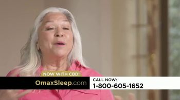 Omax Health Sleep & Stress Remedy With CBD TV Spot, 'Sleep Better' Featuring Jessica Sutta - Thumbnail 5