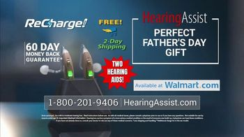 Hearing Assist Recharge TV Spot, 'Father's Day'