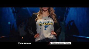 NHL Shop TV Spot, '2019 Stanley Cup Champions: St. Louis Blues' - Thumbnail 7