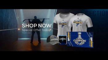 NHL Shop TV Spot, '2019 Stanley Cup Champions: St. Louis Blues' - Thumbnail 9