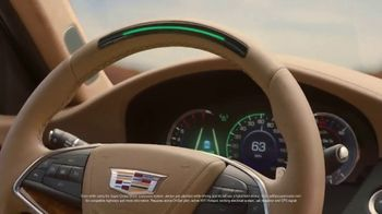Cadillac TV Spot, 'Super Cruise' [T1] - Thumbnail 3