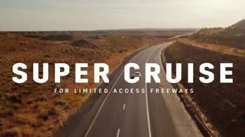 Cadillac TV Spot, 'Super Cruise' [T1] - Thumbnail 8