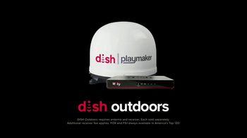 Dish Playmaker TV Spot, 'NASCAR + DISH Outdoors' Featuring Jeff Gordon, Michael Waltrip - Thumbnail 10