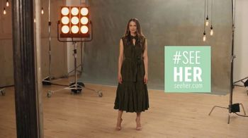 SeeHer TV Spot, 'Reach for More' Featuring Sutton Foster - Thumbnail 7