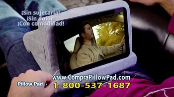 Pillow Pad 360 TV Spot, 'Ponte cómodo' [Spanish] - Thumbnail 5