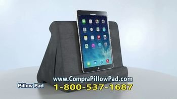Pillow Pad 360 TV Spot, 'Ponte cómodo' [Spanish] - Thumbnail 8