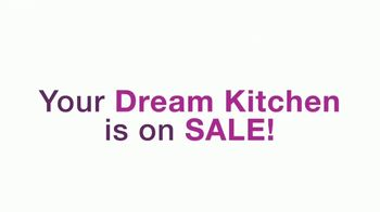 Cabinets To Go End of Quarter Clearance Sale TV Spot, 'Your Dream Kitchen is on Sale' - Thumbnail 1