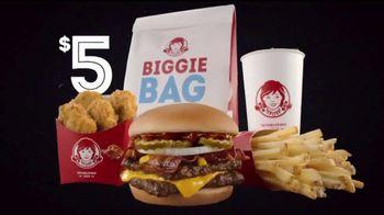 Wendy's Biggie Bag TV Spot, 'Make a Wish' - Thumbnail 1