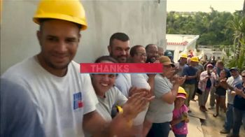 Music for Relief TV Spot, 'Somos Una Voz' Song by Marc Anthony