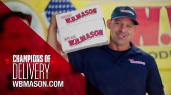 W.B. Mason TV Spot, 'W.B. Mason Delivers the Reliability of Avery Labels with Sure Feed Technology' - Thumbnail 10