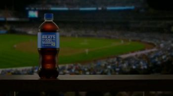 Pepsi TV Spot, 'Summergram: Brats and Baseball'