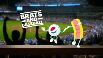 Pepsi TV Spot, 'Summergram: Brats and Baseball' - Thumbnail 3