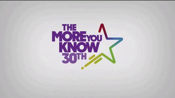 The More You Know TV Spot, 'Festivals' Featuring Dylan Dreyer - Thumbnail 8