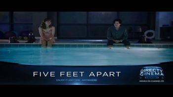 DIRECTV Cinema TV Spot, 'Five Feet Apart' - Thumbnail 2