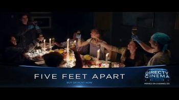 DIRECTV Cinema TV Spot, 'Five Feet Apart' - Thumbnail 4