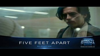 DIRECTV Cinema TV Spot, 'Five Feet Apart' - Thumbnail 5
