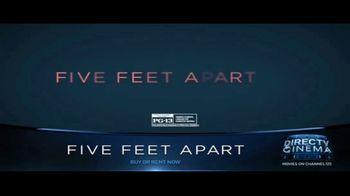 DIRECTV Cinema TV Spot, 'Five Feet Apart' - Thumbnail 6