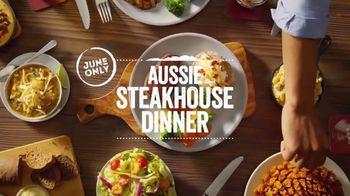 Outback Steakhouse Aussie Steakhouse Dinner TV Spot, 'How to Enjoy Dinner'
