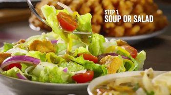 Outback Steakhouse Aussie Steakhouse Dinner TV Spot, 'How to Enjoy Dinner' - Thumbnail 4
