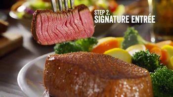 Outback Steakhouse Aussie Steakhouse Dinner TV Spot, 'How to Enjoy Dinner' - Thumbnail 6