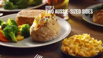 Outback Steakhouse Aussie Steakhouse Dinner TV Spot, 'How to Enjoy Dinner' - Thumbnail 7