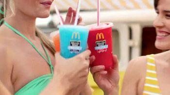 McDonald's Minute Maid Slushies TV Spot, 'Any Size Soft Drink' - Thumbnail 7