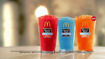 McDonald's Minute Maid Slushies TV Spot, 'Any Size Soft Drink' - Thumbnail 9