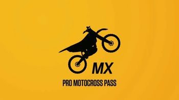 NBC Sports Gold Pro Motocross Pass TV Spot, 'Let's Go Racing' - Thumbnail 2